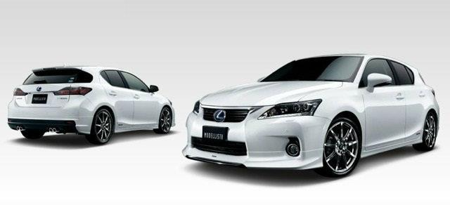LEXUS CT200 MODELLISTA BODY KIT