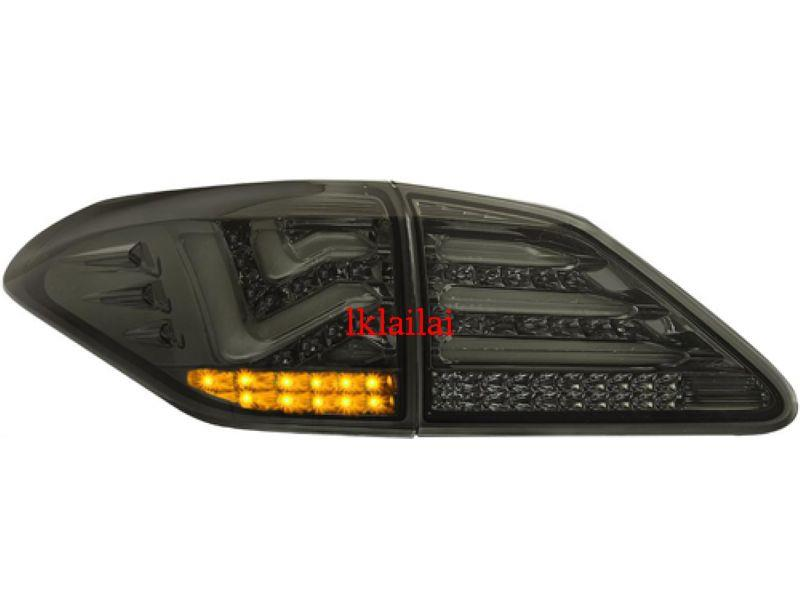 Lexus RX AL10 '10  LED Light Bar Tail Lamp Smoke