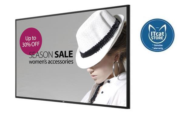 LG 84' LFD  ULTRA CLASS HD 3840x2160 :COMMERCIAL DISPLAY (84WS70MS)
