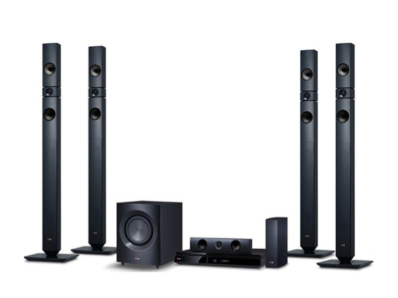 LG DVD HOME THEATER SYSTEM 1200W DH7 (end 4/29/2017 7:15 PM)