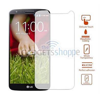 LG G2 D801 D802 9H TEMPERED GLASS SCREEN PROTECTOR