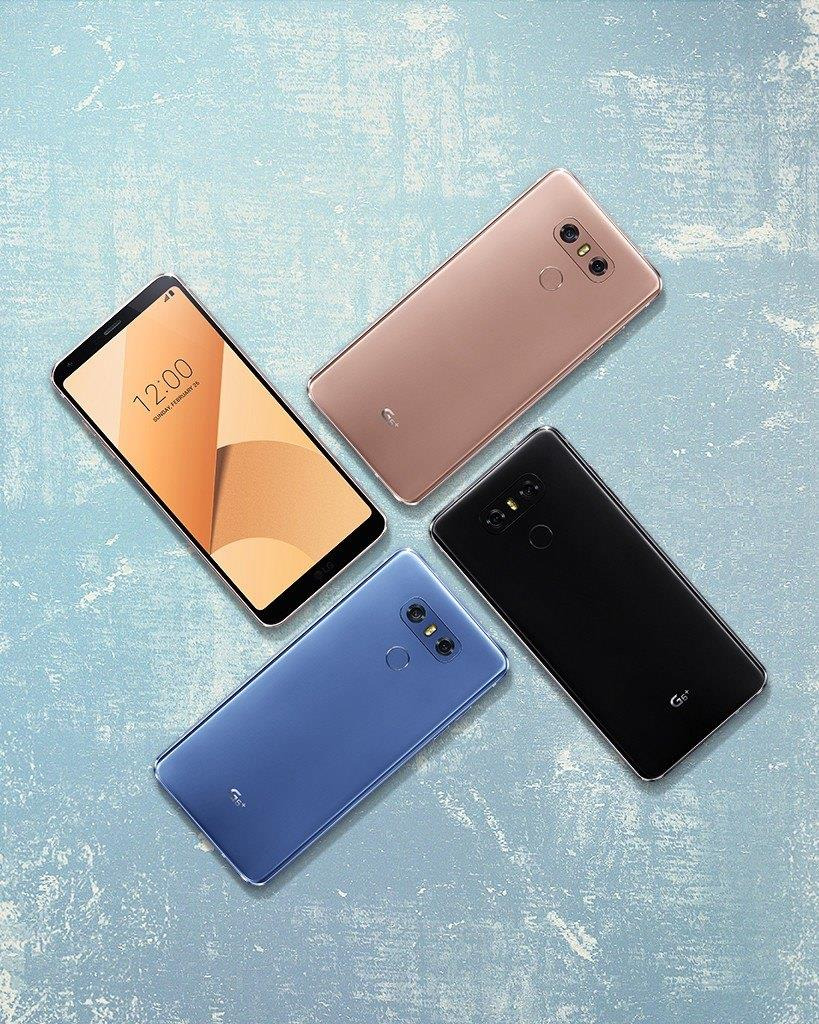 LG G6 Plus (4GB RAM,128GB ROM) International Version - H870DS