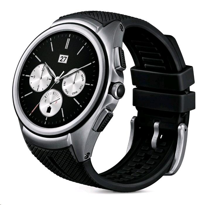 LG Watch Urbane Is The Stainless Steel Smartwatch With A More Formal Design