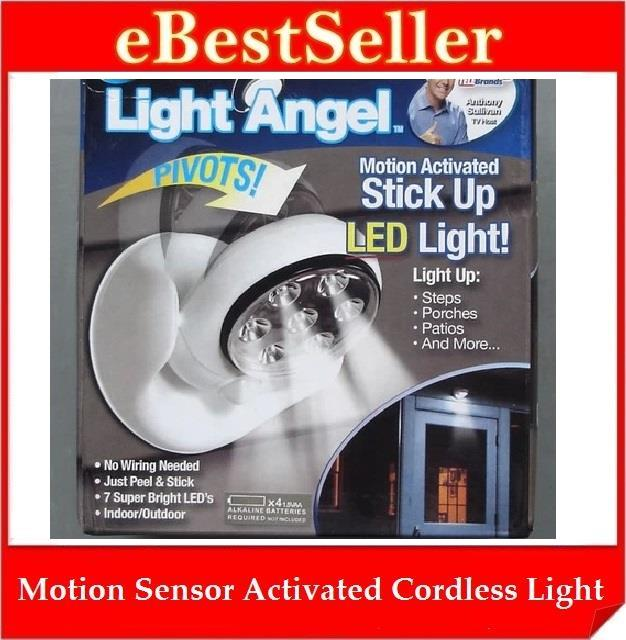 Cordless Indoor Outdoor Motion Sensor Led Light Compare Prices on