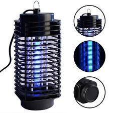 Light-Control Electric Mosquito Fly Bug Insect Zapper Killer With Trap