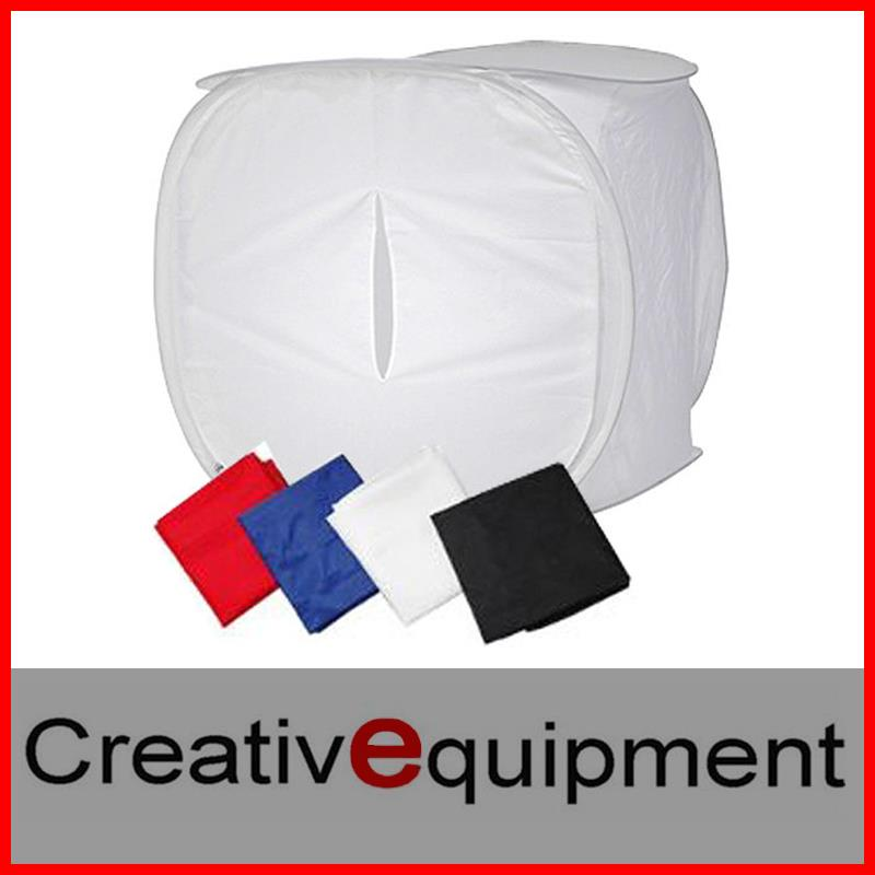 Light Tent 80cmx80cm Photo Studio Box Light Cube Tent