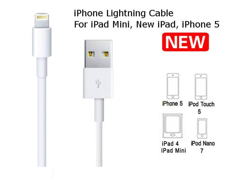 iphone 5 lightning cable original apple lightning to usb cable md818fe a for 14538