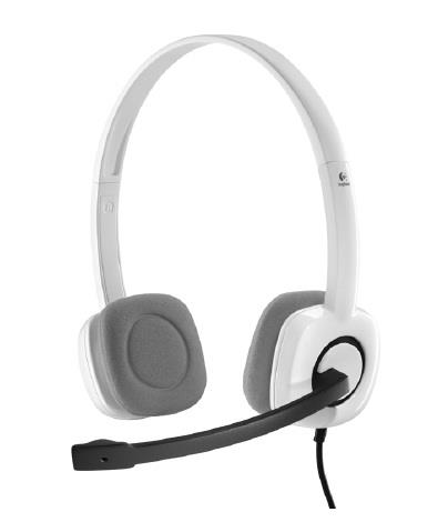 LOGITECH WIRED HEADSET, H150