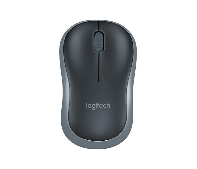 Logitech Wireless Mouse M185-Grey 910-002255