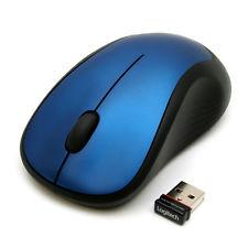 Logitech Wireless Mouse M325 (Peacock Blue)