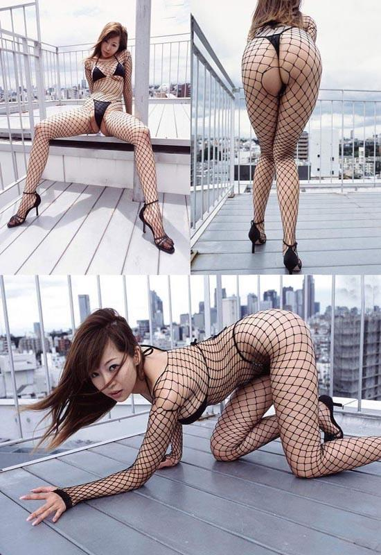 Long Sleeve Sexy Body Stocking 11424