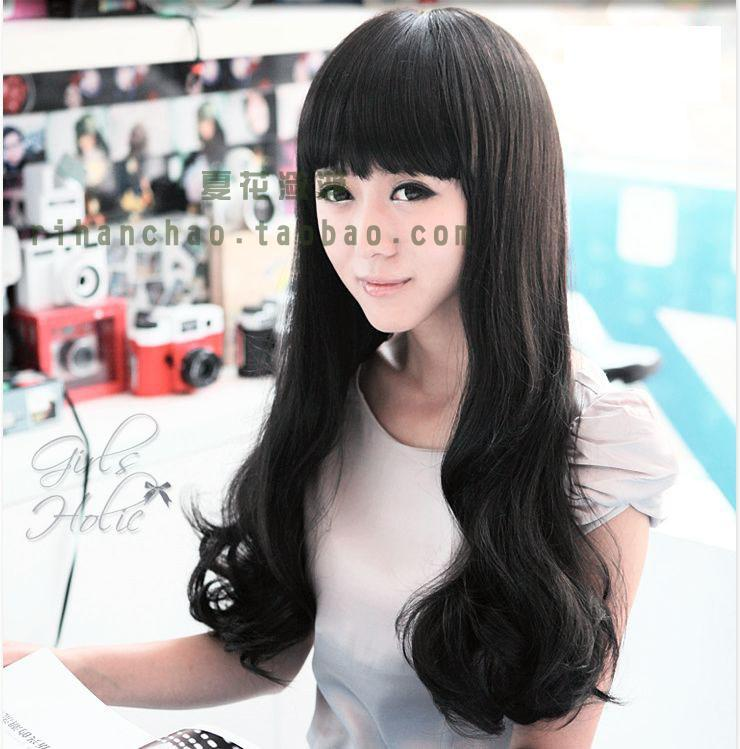 long wig* nov 16 ready stock-rambut palsu