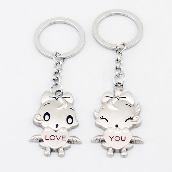 Love Birds Lovebirds Couple Lover Key Chain Keychain K61