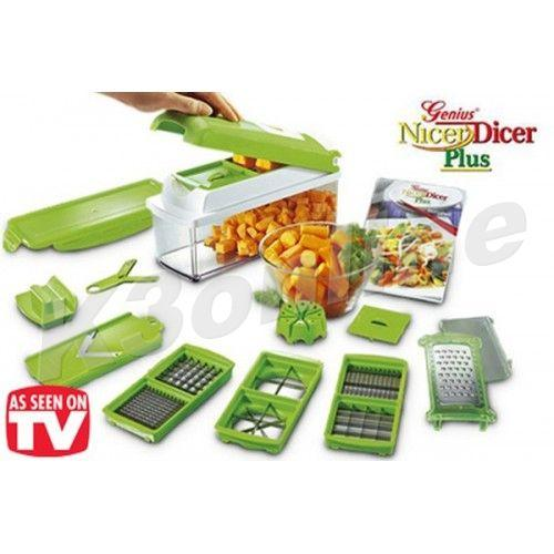 LOWEST Price ASOTV Nicer Multi Slicer Dicer Plus Chopper Slicer