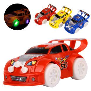 New~Luminous Electric Musical Toy Car