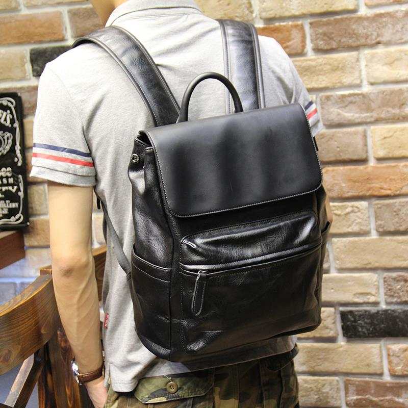 MABLE FASHION Men Casual Backpack 0067 (P)