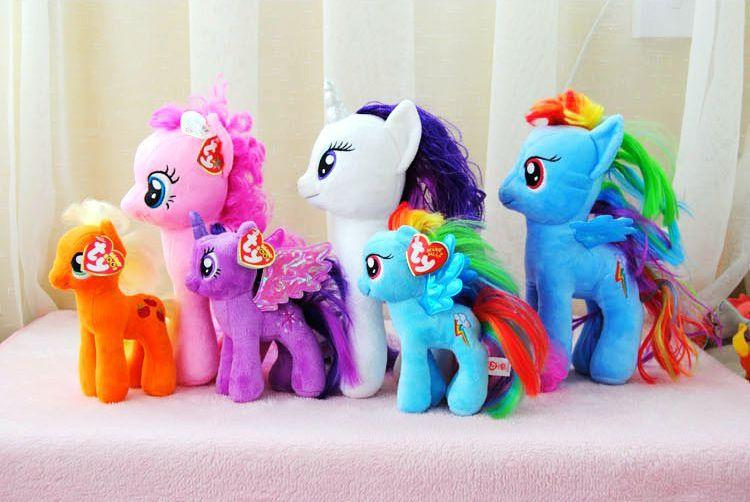 MABLE FASHION My Little Pony Colorful Unicorn (READY STOCK)