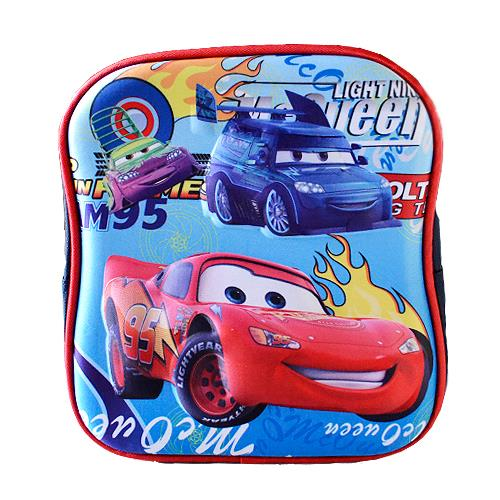 macqueen car small backpack 3d new 1 3y