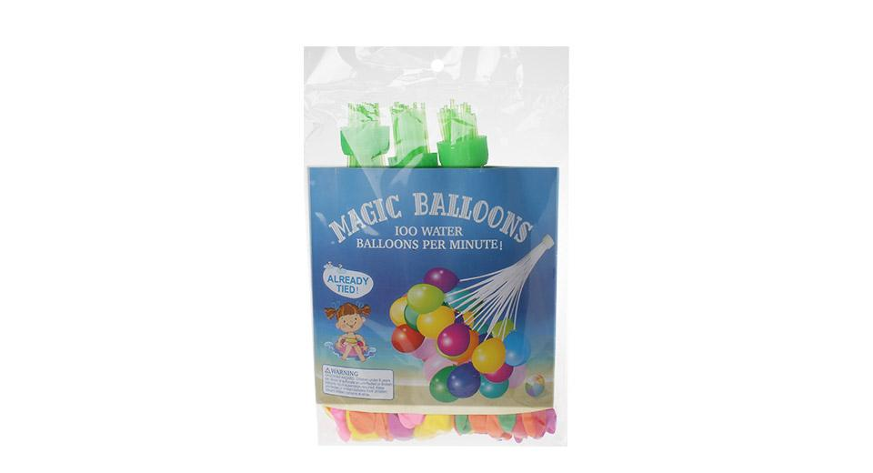 Magic Water Balloons (3 Bunches)