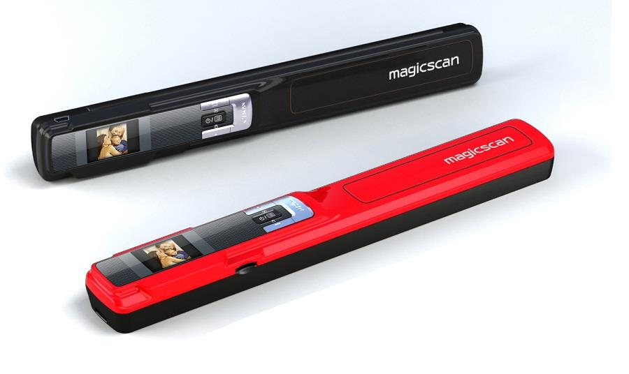 MagicScan Portable Scanner T4E - LCM Marketing Sdn Bhd [FreeGift]