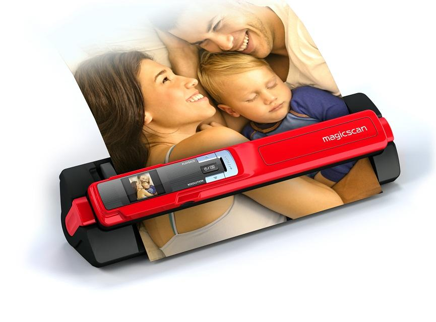 MagicScan Portable Scanner T4ED - LCM Marketing Sdn Bhd [Free Gift]