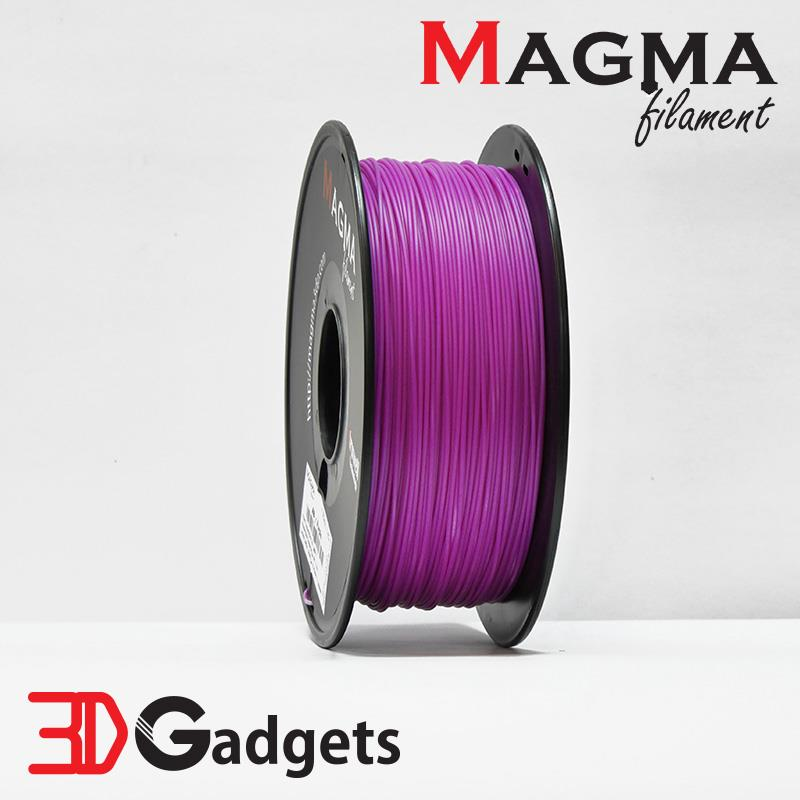Magma 3D Printer Filament ABS 1.75mm 1KG - Purple