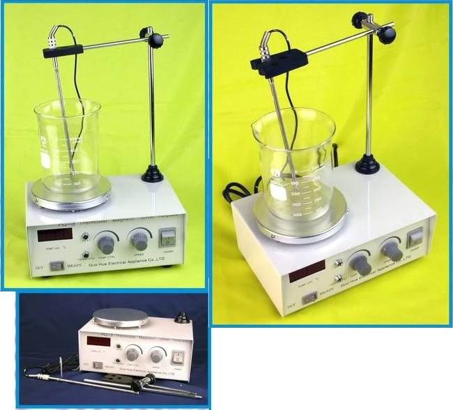 Magnetic Stirrer with Heater - Digital & LCD Display