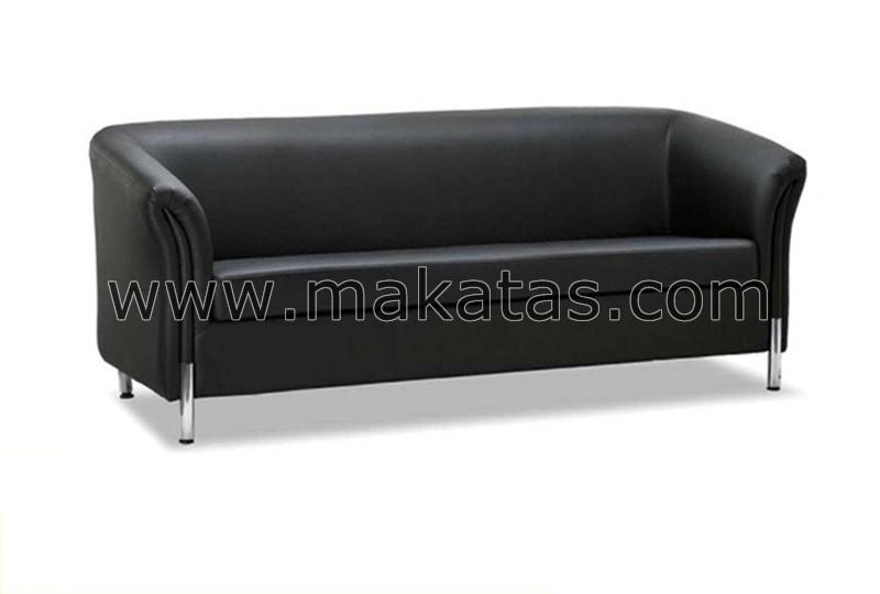 Makatas Berlington Three Seater Sofa Full Leather