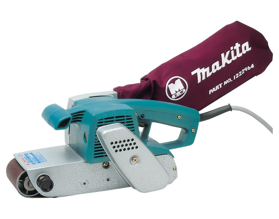 Makita 850W 3' x 24' Belt Sander