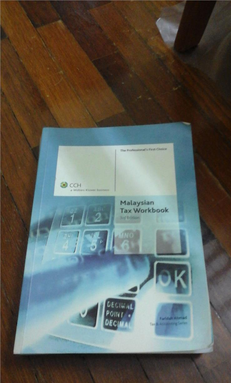 Malaysian tax workbook