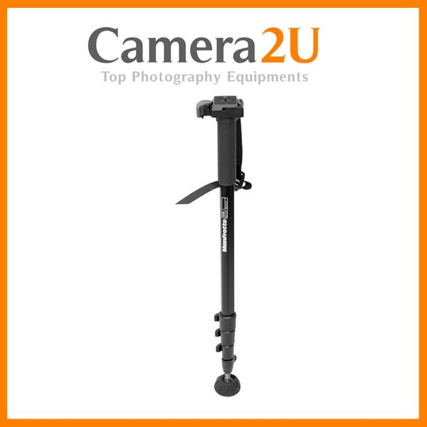 NEW Manfrotto 559B-1 Video Monopod with 200PL Plate
