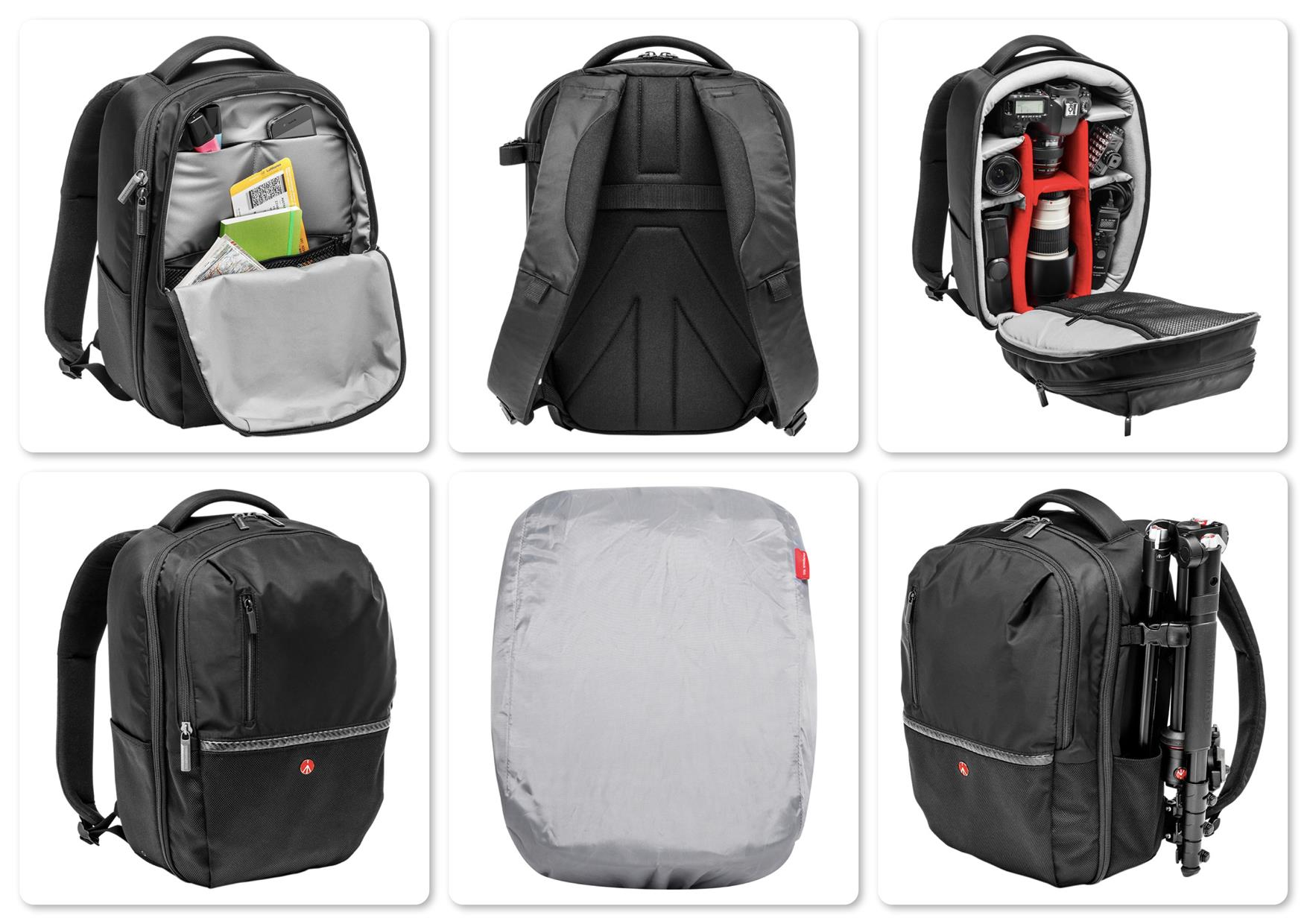 Manfrotto MB MA-BP-GPS Advanced Gear Backpack Small