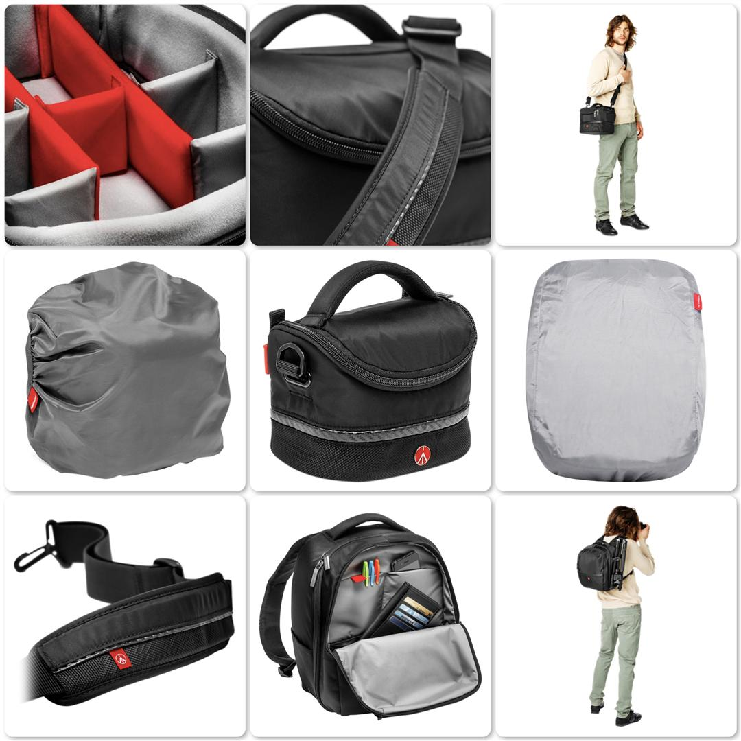 Manfrotto Mb Ma Sb 1 Advanced Shoulder Bag I National Geographic Mc 2550 Medium Tote