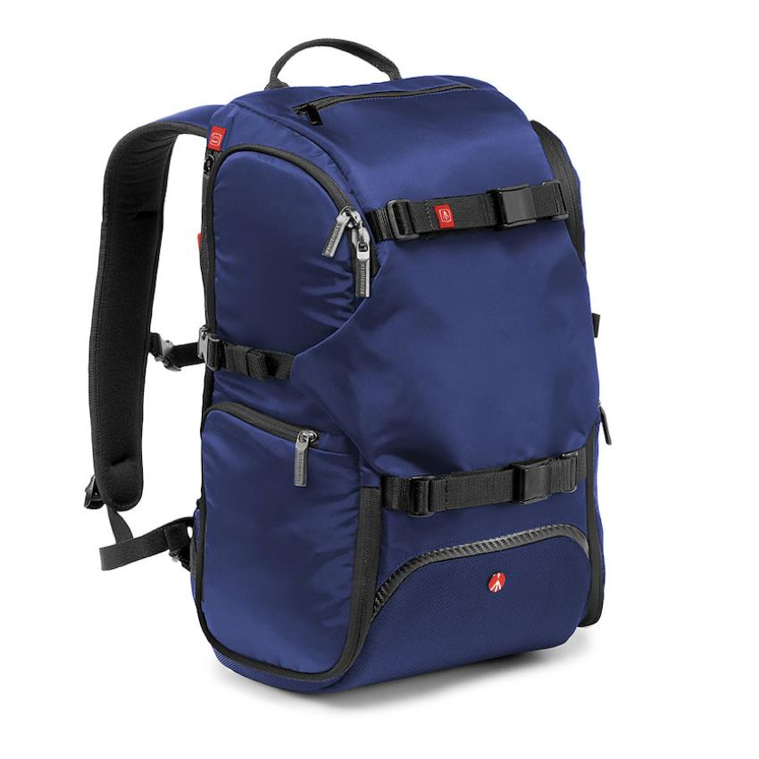 Manfrotto MB MA-TRV-BU TRAVEL BACKPACK BLUE