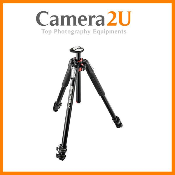 NEW Manfrotto MT055XPRO3 3-Sections Aluminium Tripod