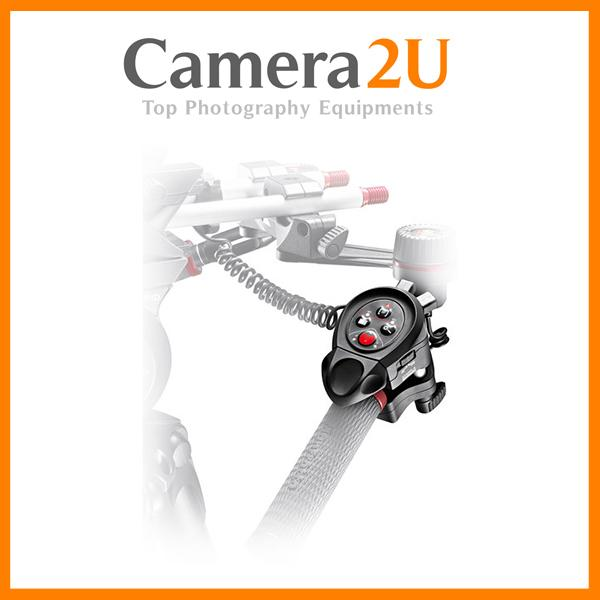 NEW Manfrotto SYMPLA Clamp-On Remote Control for Canon DSLR