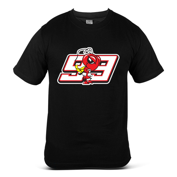 MARC MARQUEZ 93 Sports Racing Motorcycle Rider Professional T-Shirt 3