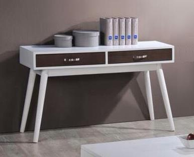 Maria Two-toned 4' Console Table
