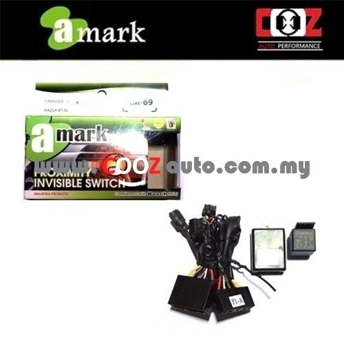 A-MARK PROXIMITY INVISIBLE SWITCH ISUZU D-MAX 2013