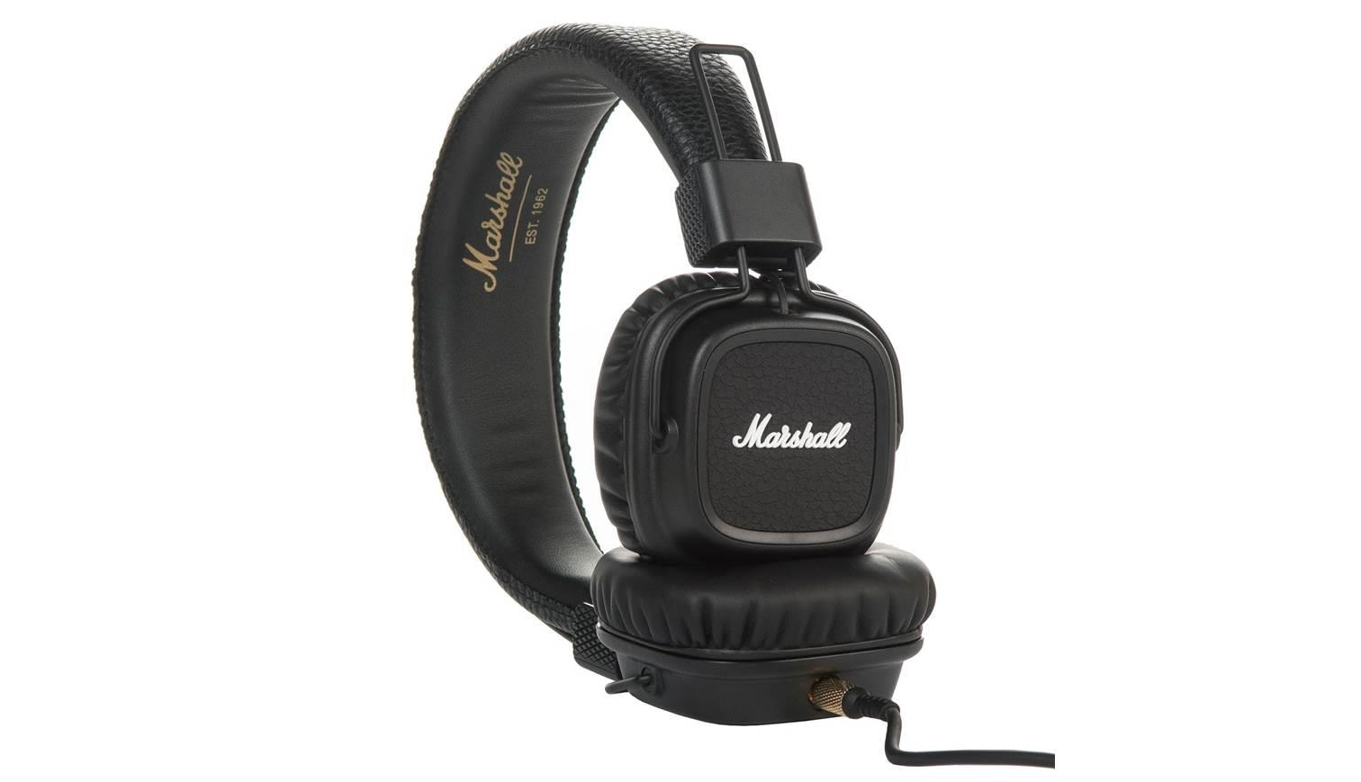 Marshall Major II Headphone Black Android