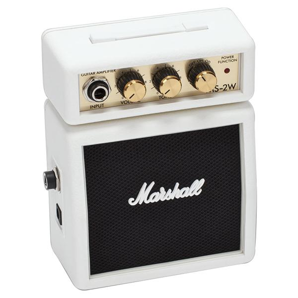 Marshall MS2W Micro Portable Guitar Amplifier