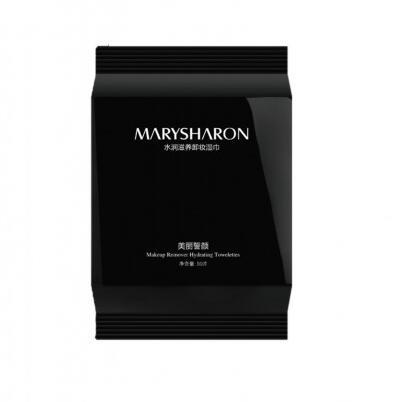 MARYSHARON MAKEUP REMOVER HYDRATING TOWELETTES