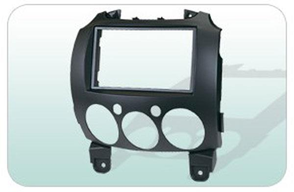 MAZDA 2 DE 2007 - 2013 Double Din Player Casing Panel [BN-25K8436]