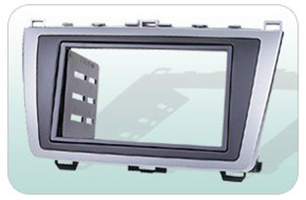 MAZDA 6 2008 - 2012 Double Din Player Casing Panel [BN-25K8437]
