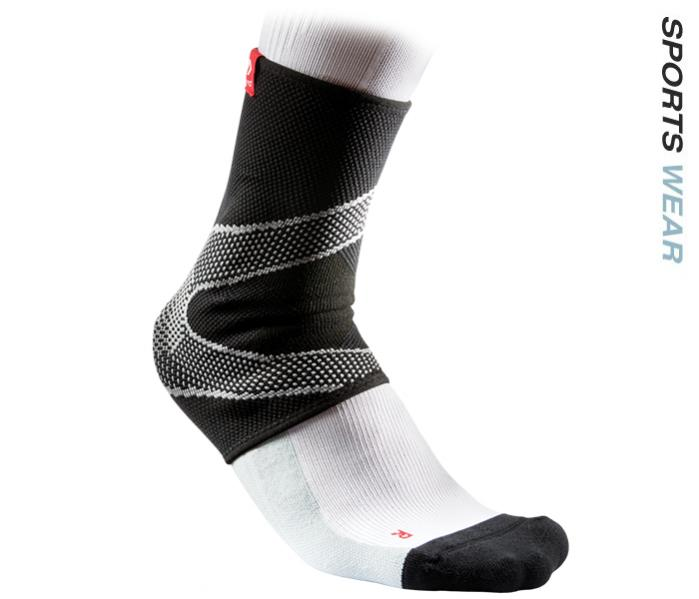 McDavid Ankle Sleeve/4-Way Elastic w/Gel Buttresses -MCD-5115