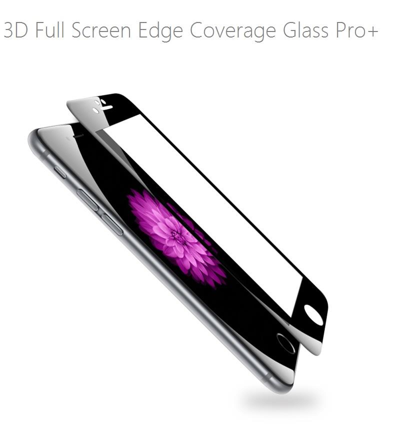 Mcdodo iPhone 7 Plus 7 Full Screen Coverage 3D Curved Tempered Glass