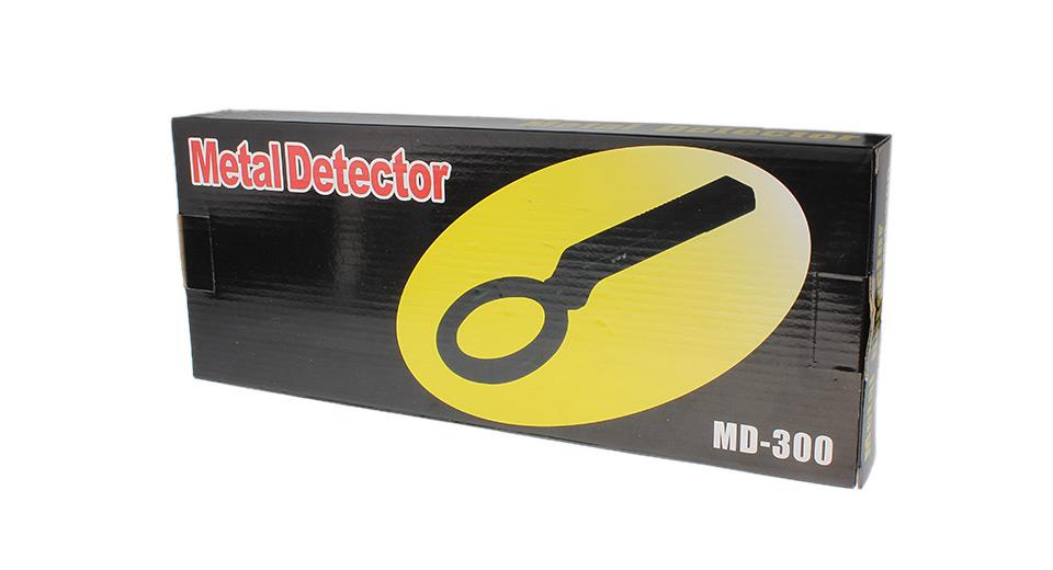 MD300 Portable Handheld Security Metal Detector