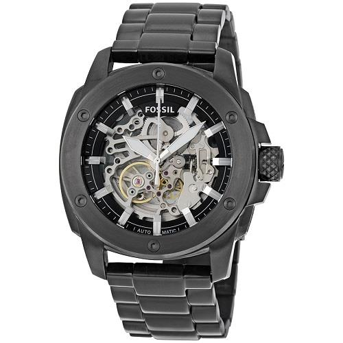 ME3080 Modern Machine Automatic Skeleton Mens Watch
