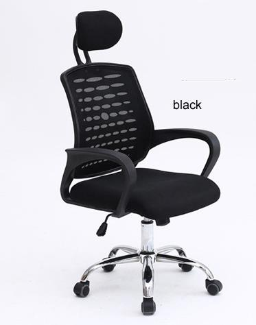 Mega D28 Exclusive Home Office Chair Deluxe Comfortable (BLACK)