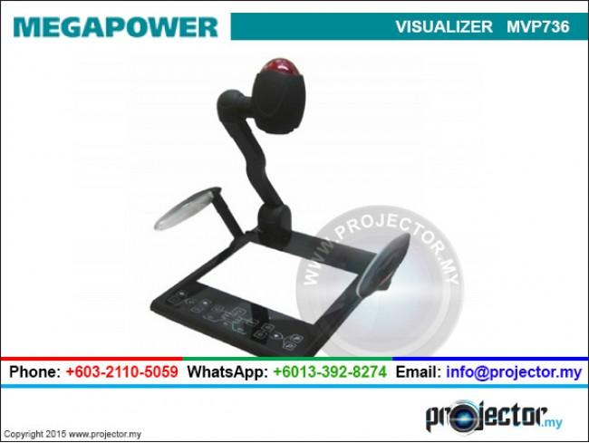 MEGAPOWER VISUALIZER MVP736
